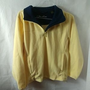 👍Glen Echo Fleece Jacket Size Small